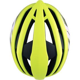 HJC IBEX Road Kask rowerowy, matt pattern green